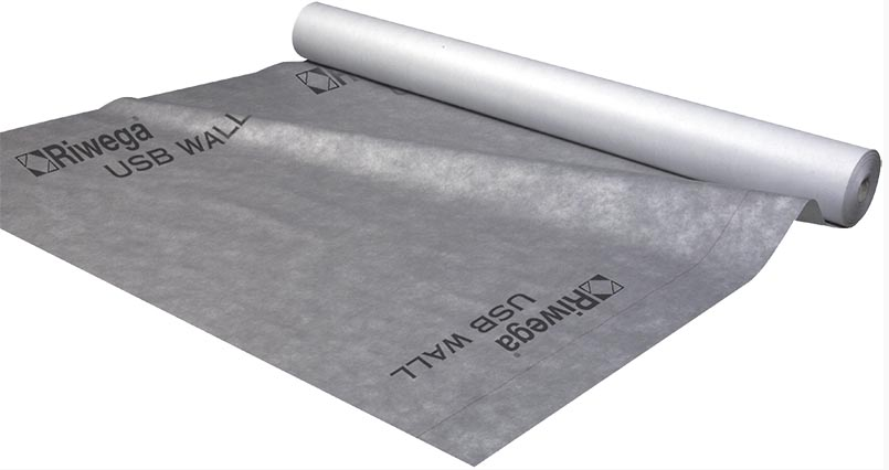 Highly breathable wall membranes
