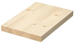 Tablero madera maciza 1 capa