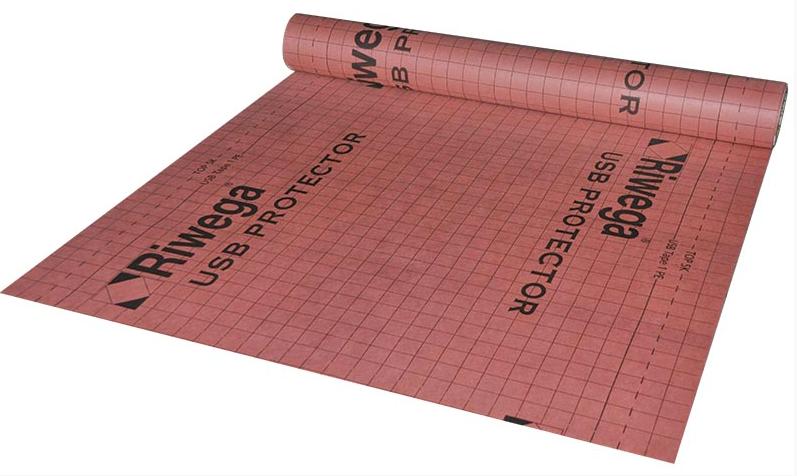 Membrane pour toit hautement transpirable