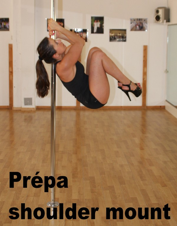 prépa shoulder mount / shouler mount crunches
