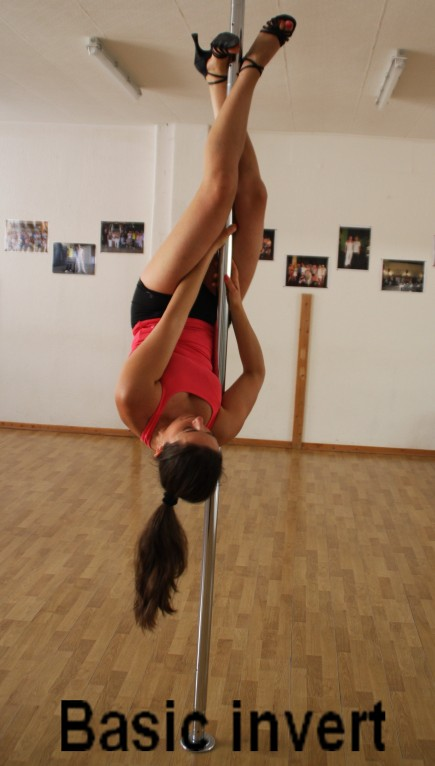 Basic invert / Classic' inversion/ the up side down