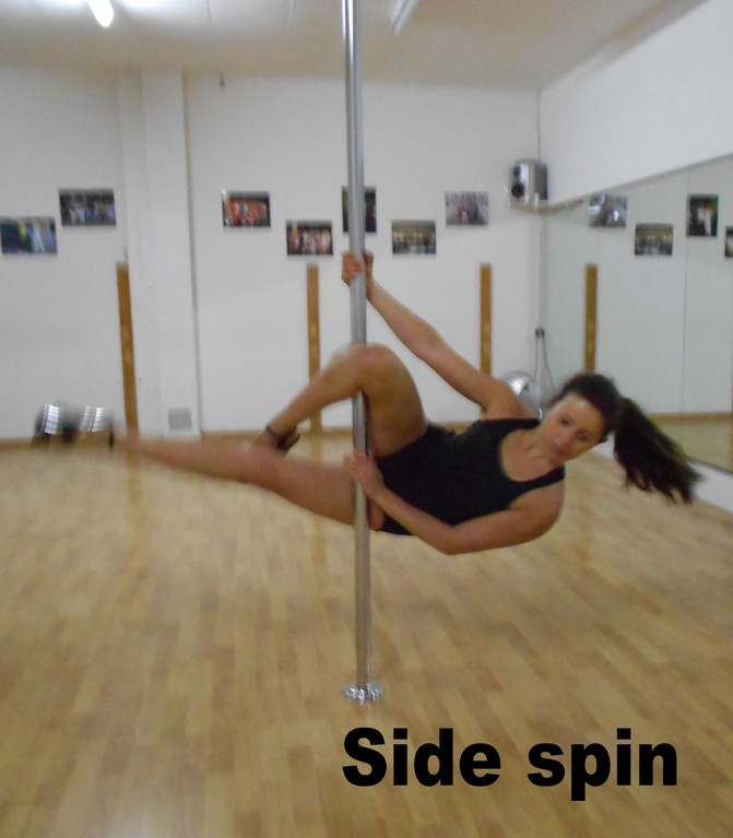 side spin