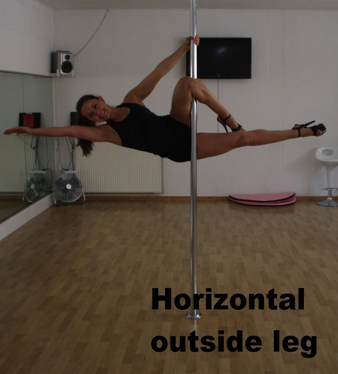 Viva 1 / Horizontal outside leg hand