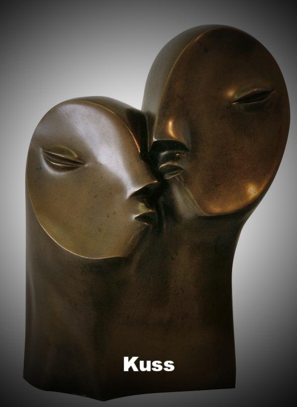 Kuss © Christa Bremer