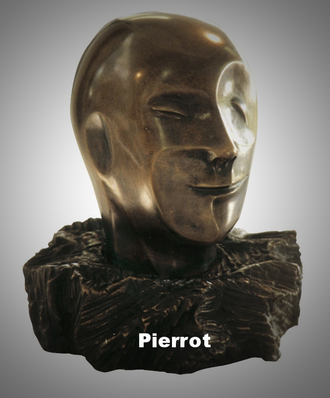 Pierrot © Christa Bremer