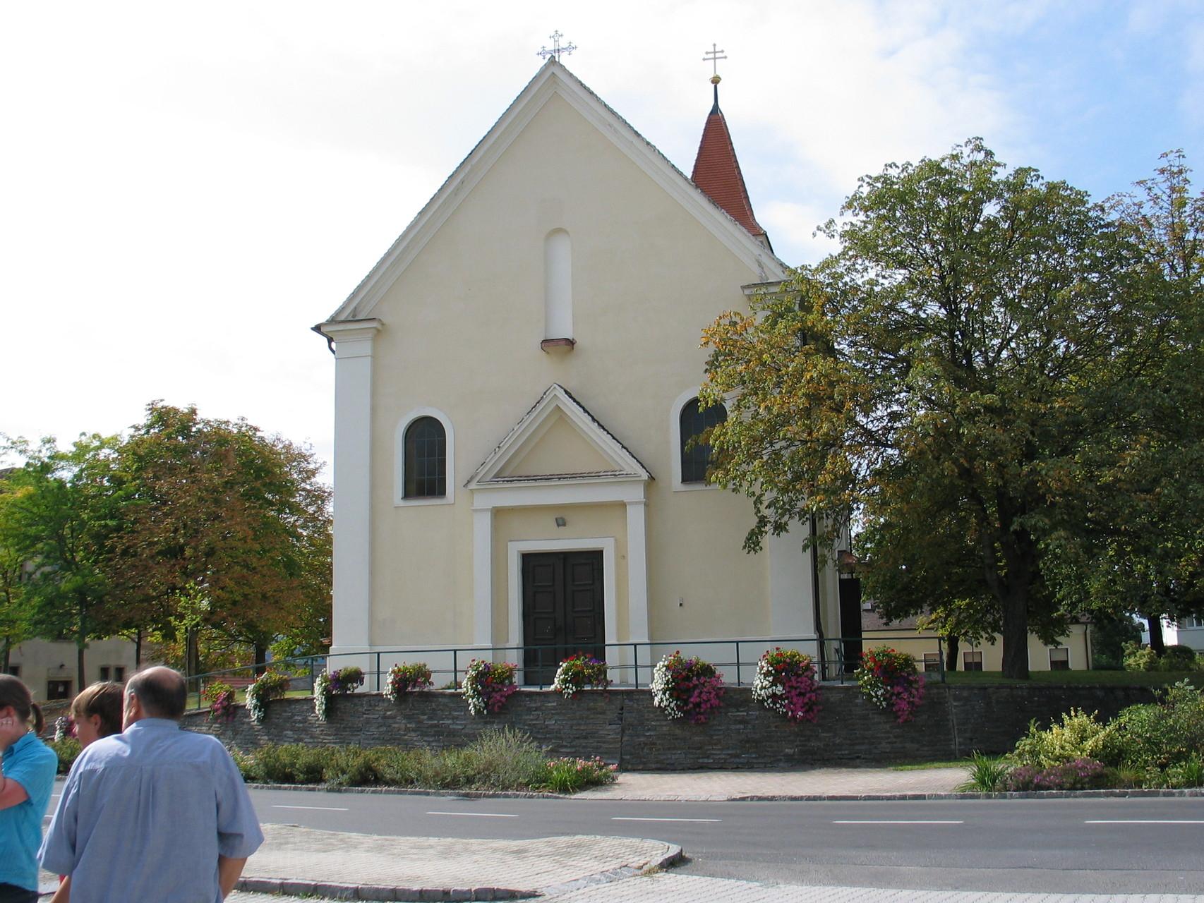 Pfarrkirche von St. Michael