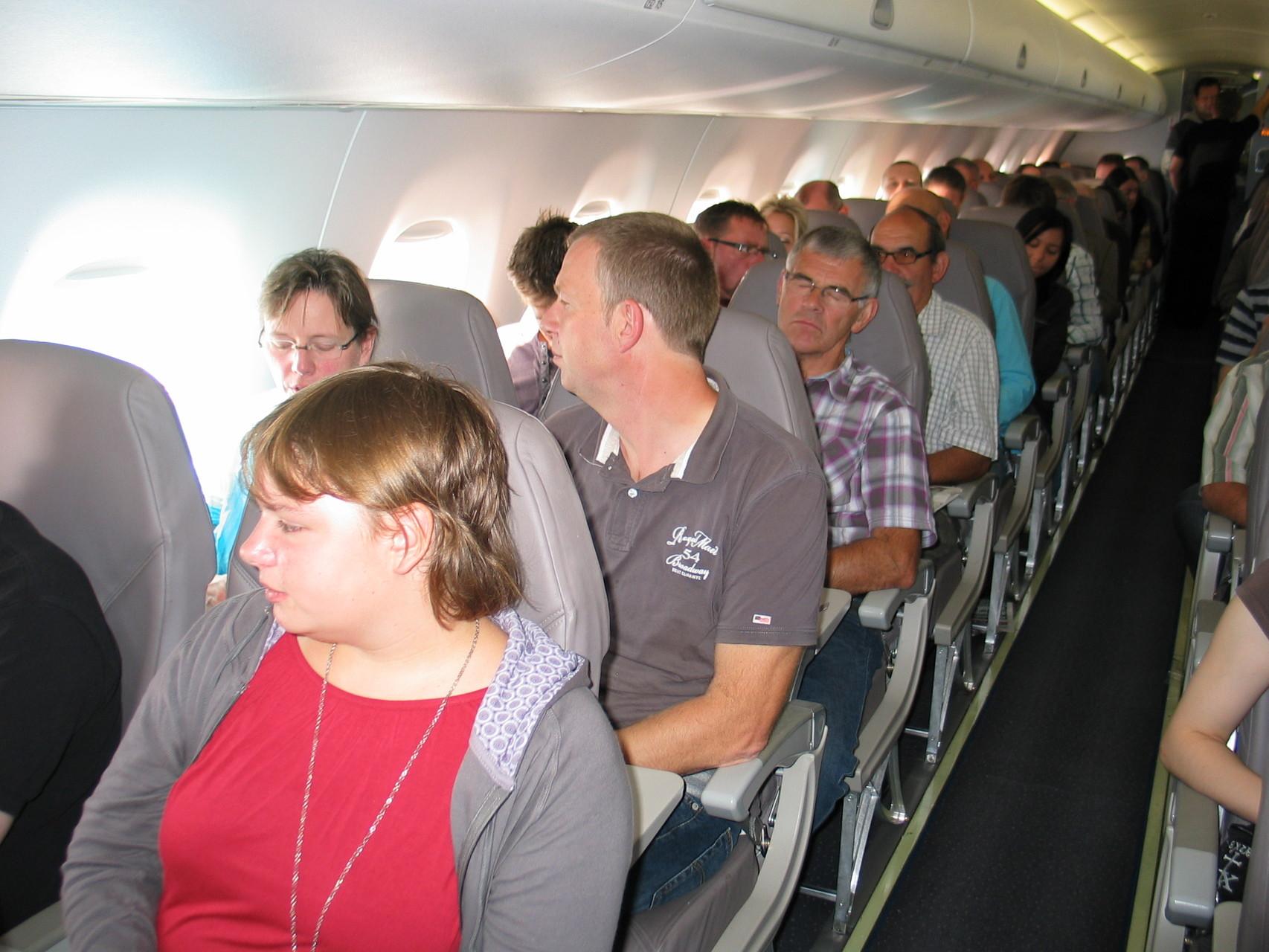 Mit Nicki-Air von Zürich nach Wien