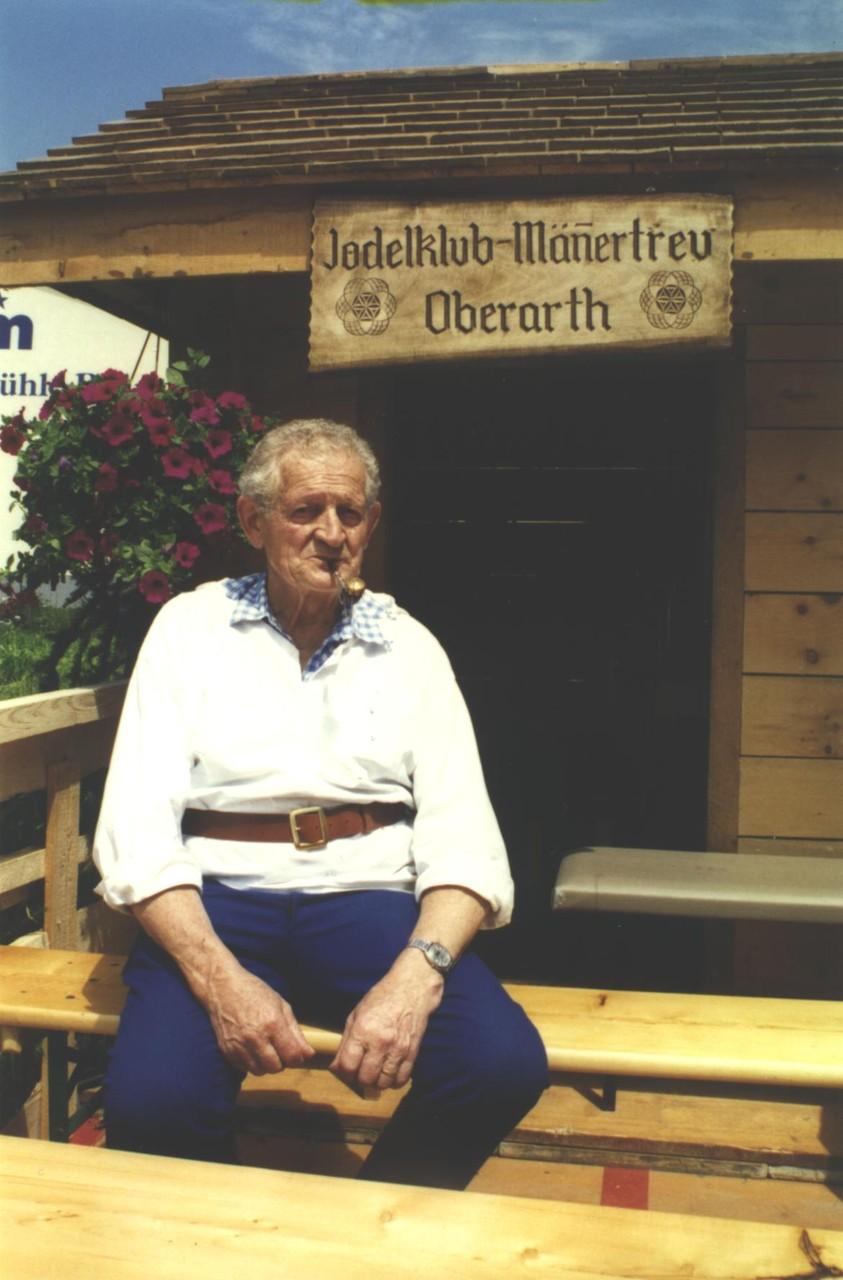 Paul Imhof 1995