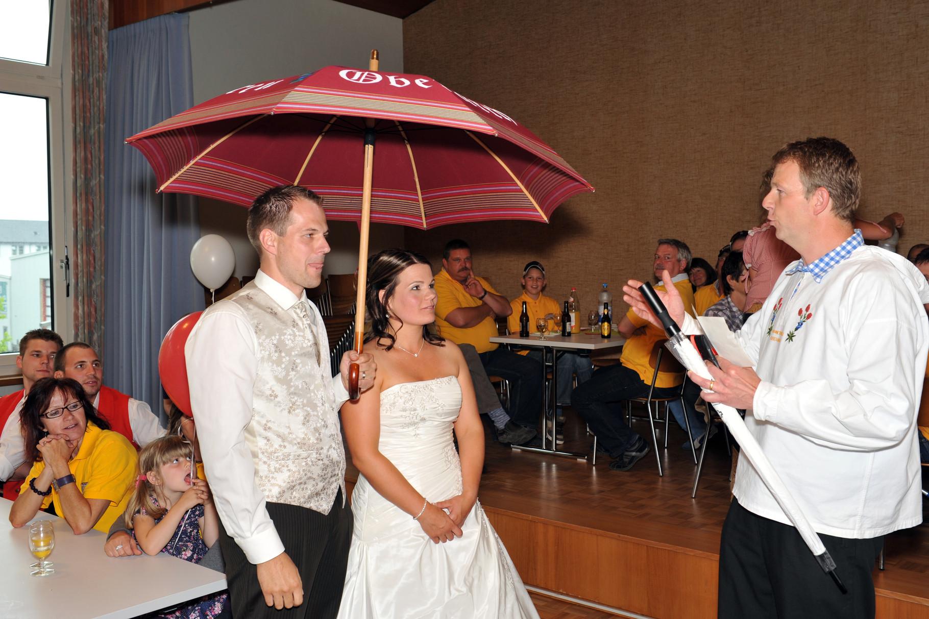 2011 Hochzeit von Carmen und Beat Kenel