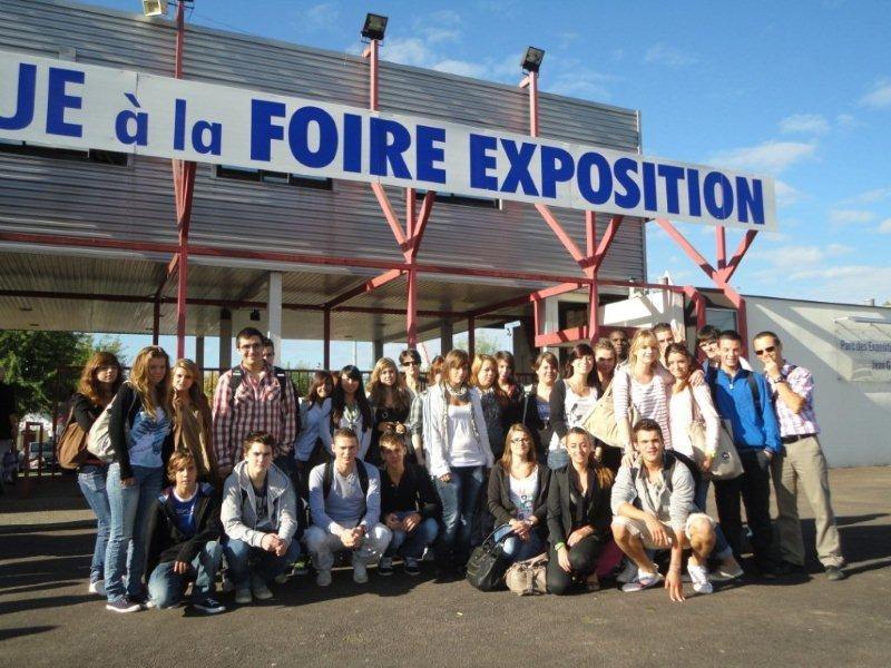 Foire Expo Périgueux 2BPCO et 1BPCO Sept 2011