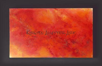 Herbststurm, Acryl, 130x80