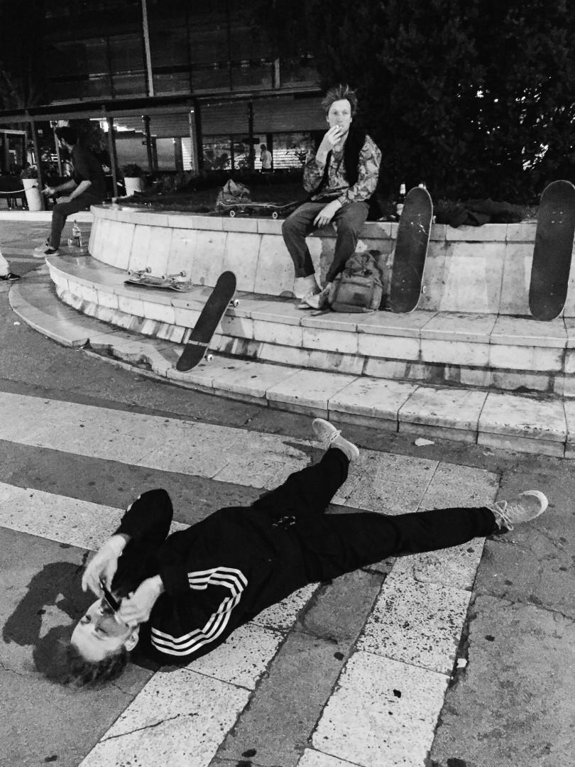 Street Musician Split