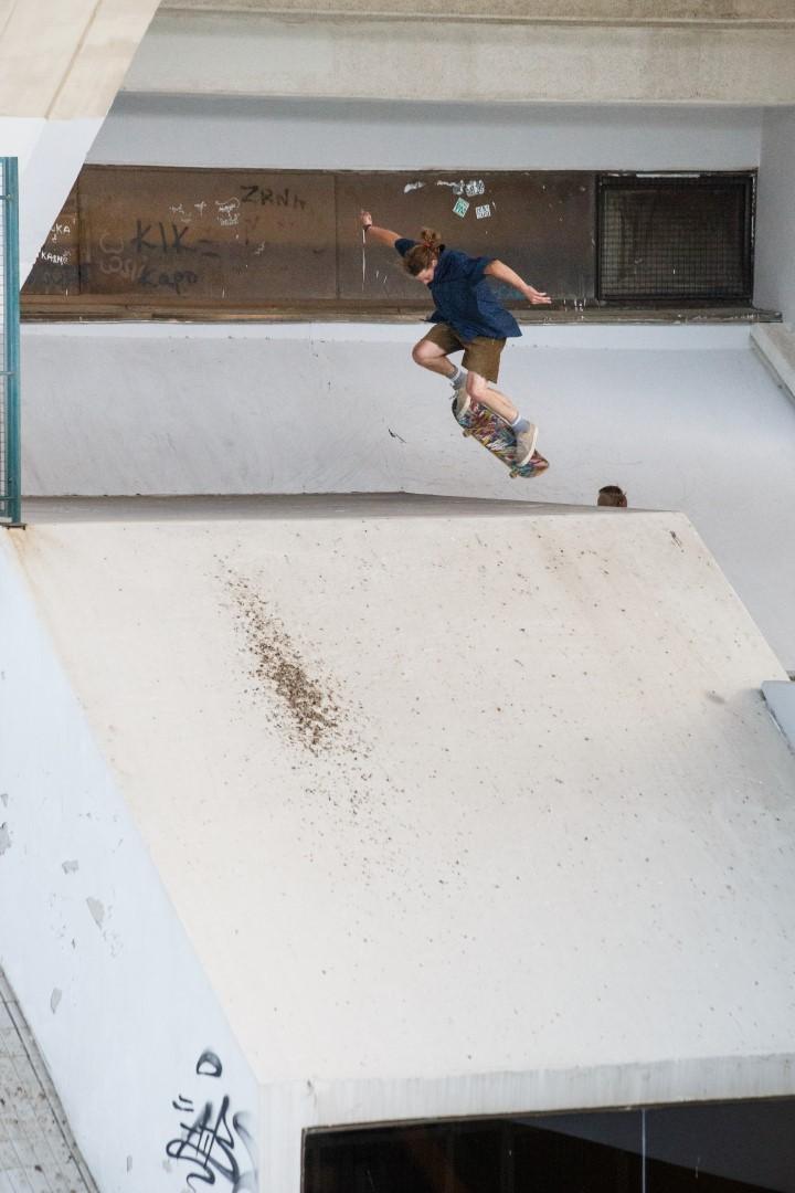 360 Ollie Marcus Split