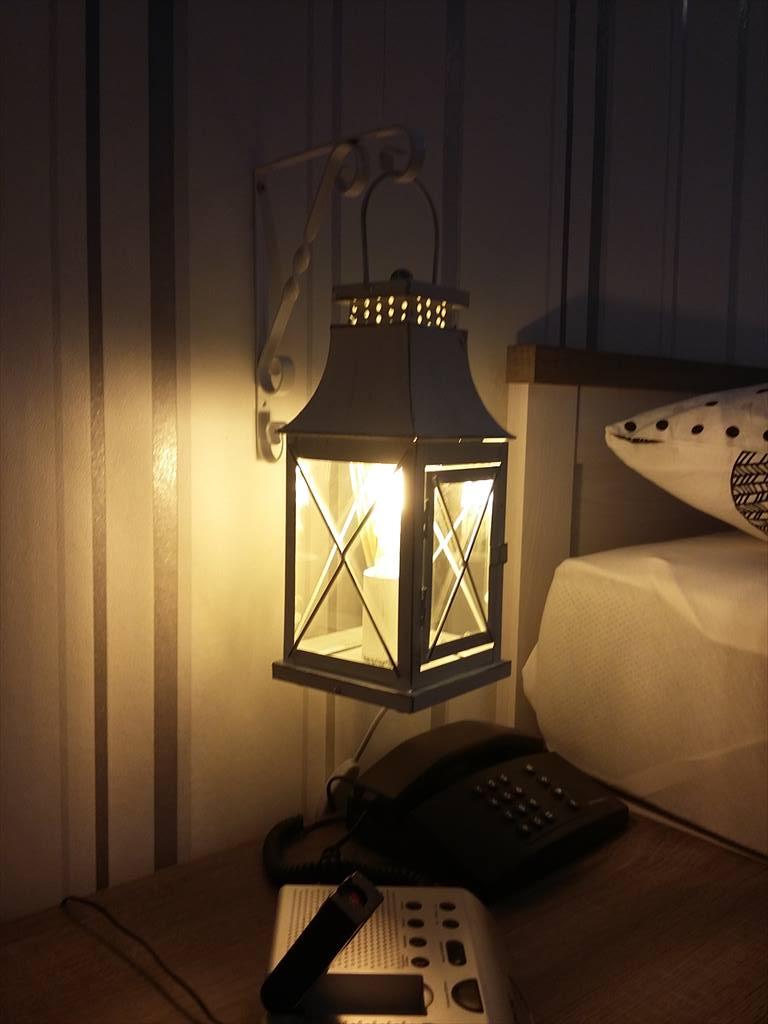 ...und in der Nacht