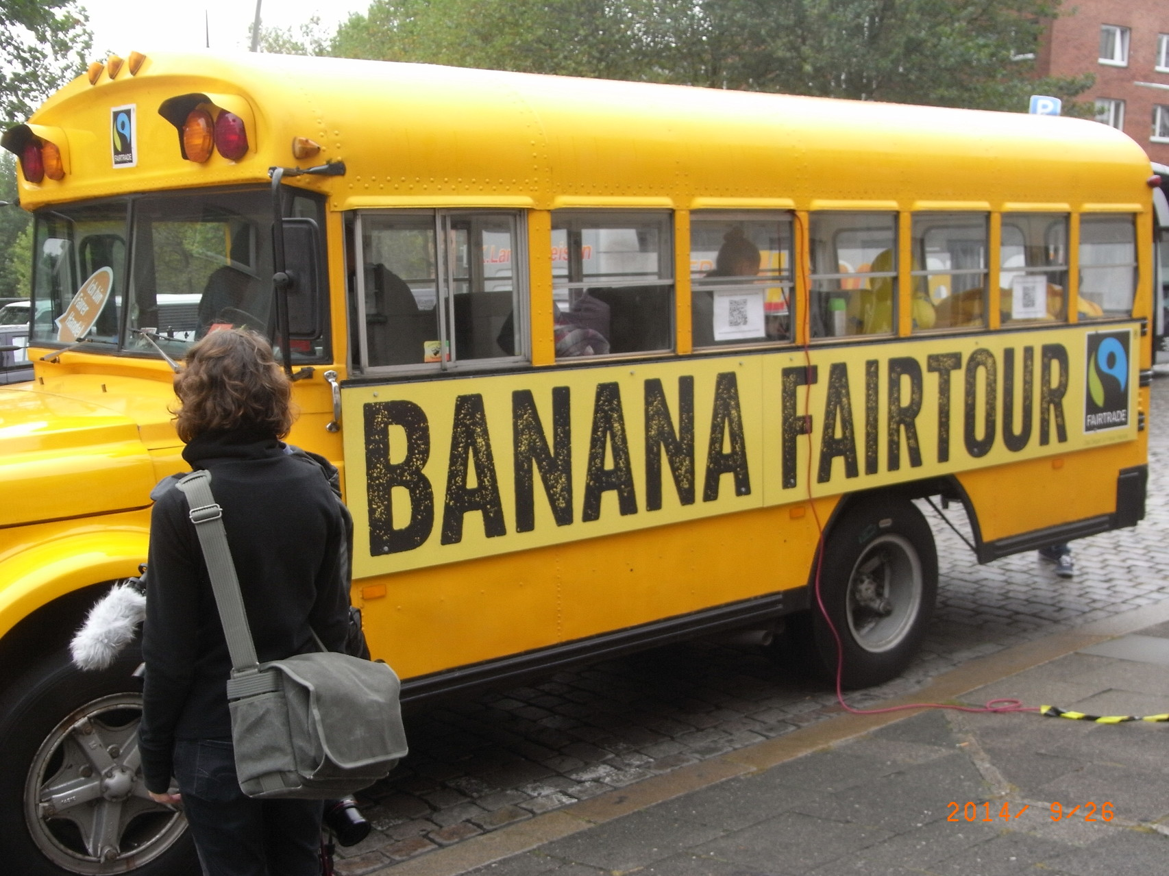 Banana Fairday 26.09.2014