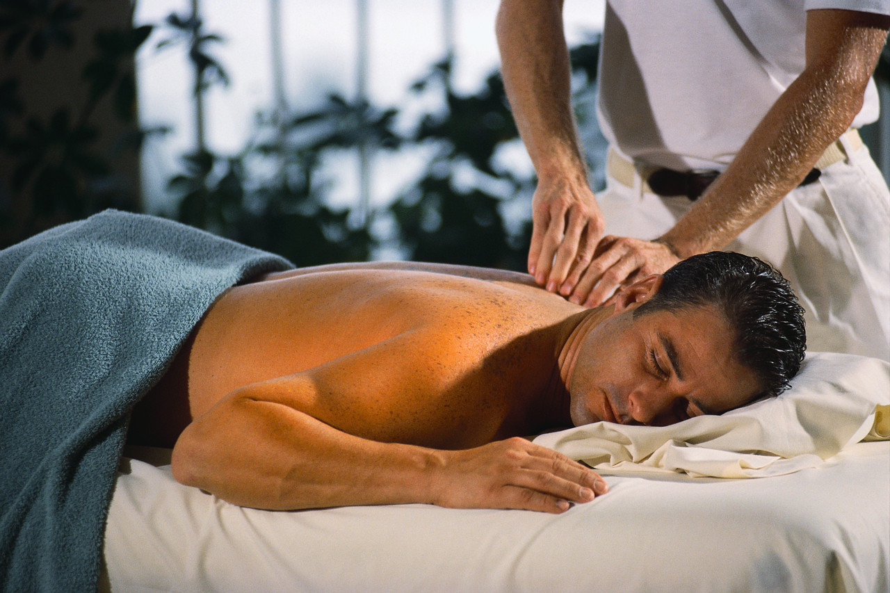 Male to male massage in hyderabad