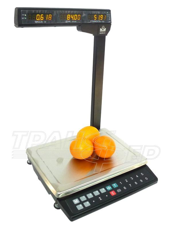 торговые весы МАССА-К серии МК-ТН21