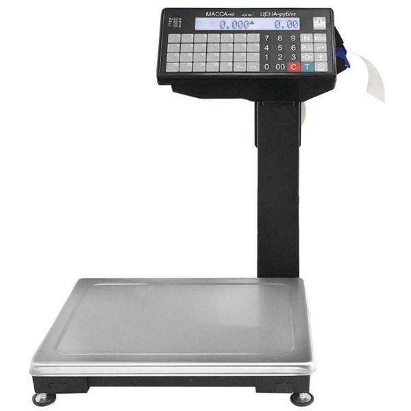 Весы МАССА ВПМ-Ф с печатью этикеток