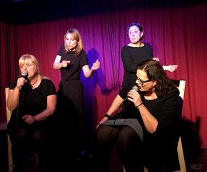 Club der Impronäre Berlin Improtheater Alex und Bea sie-und-sie