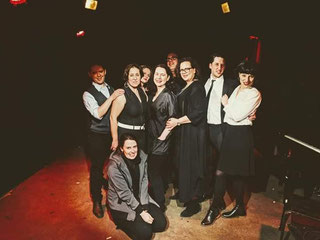 Improtheater Club der Impronäre Berlin