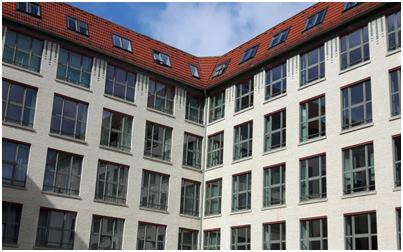 Siegfriedshöfe Berlin-Lichtenberg