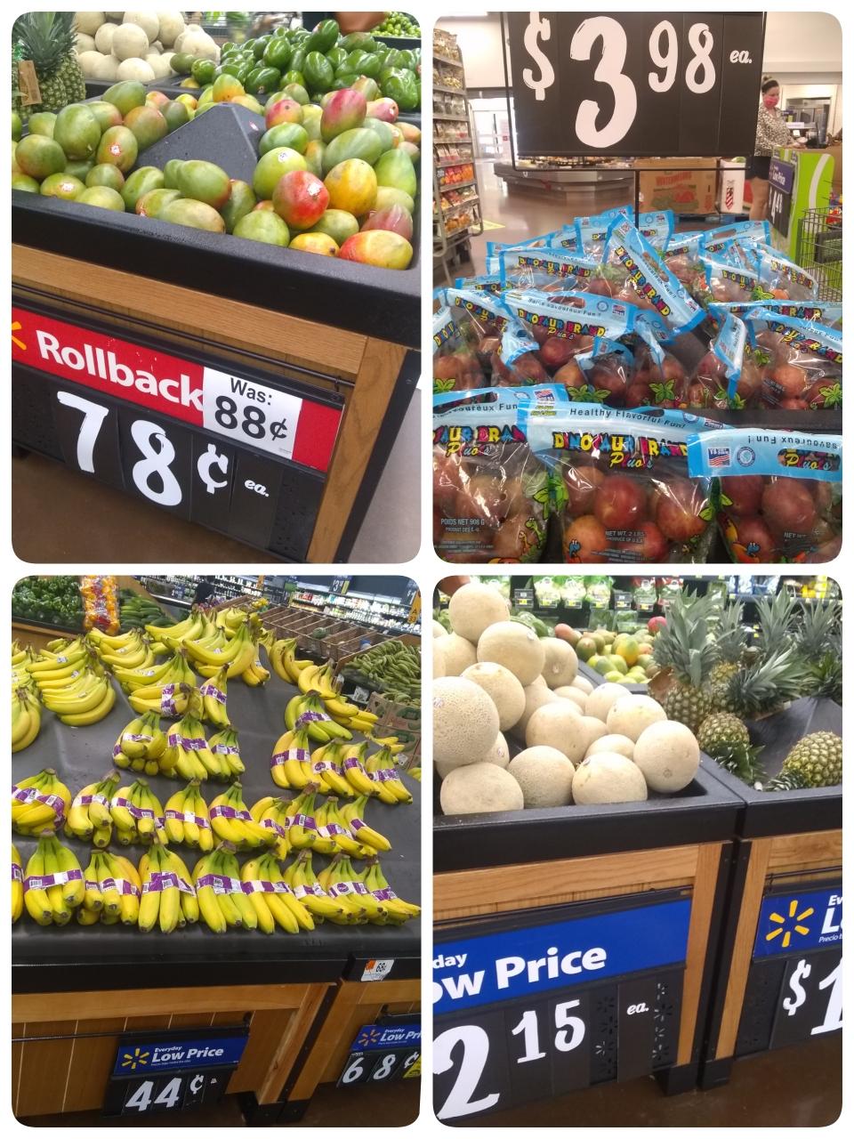 アメリカはフルーツが安い!