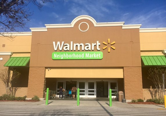 近所のWalmart Neighborhood Market