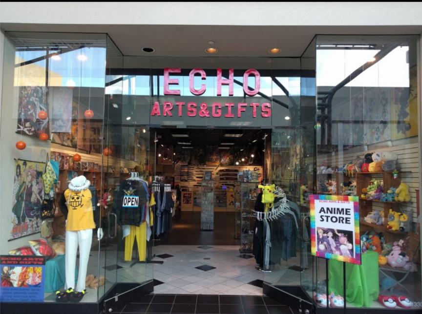 ECHO Art&Gift in Oviedo Mall