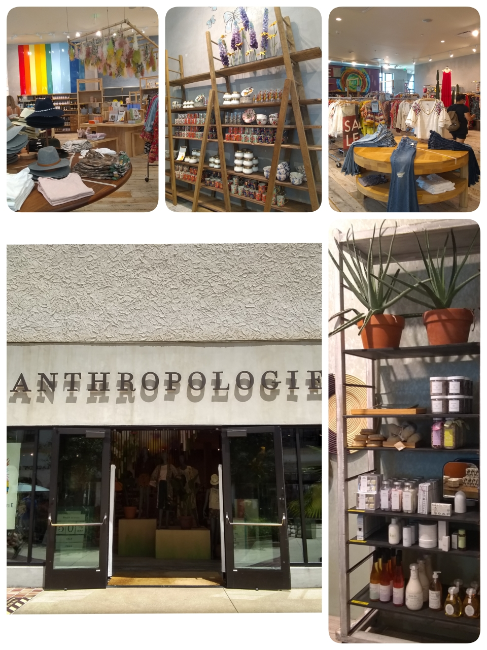 ANTHROPOLOGIE (オシャレな洋服と雑貨のお店)