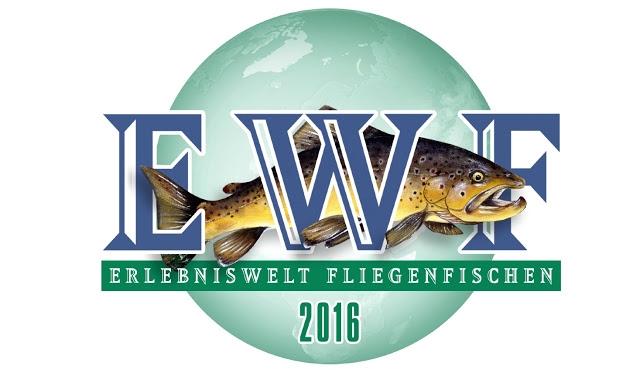 Erlebniswelt Fliegenfischen EWF 201 6 Fürstenfeldbruck Fliegenfischer Messe