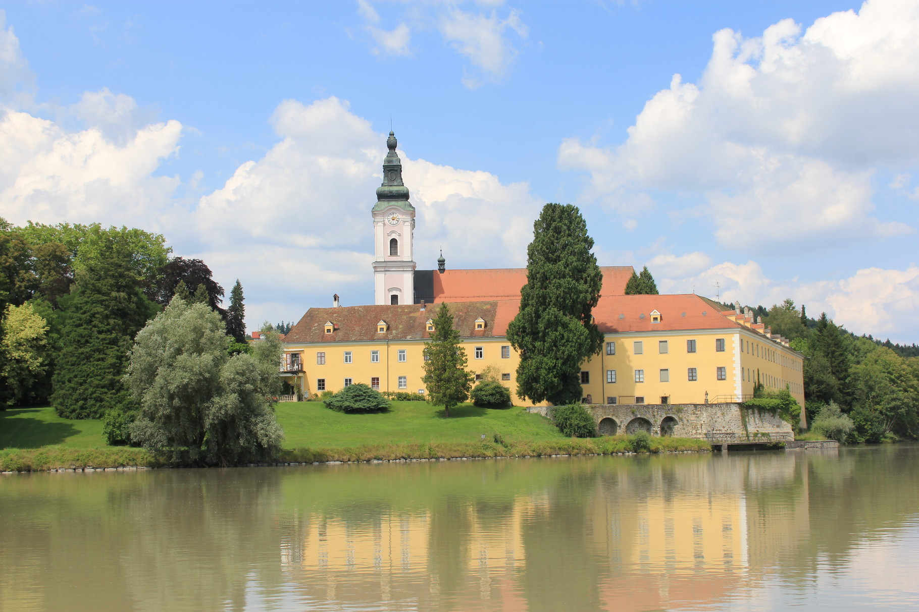 Schloss Vornbach am Inn
