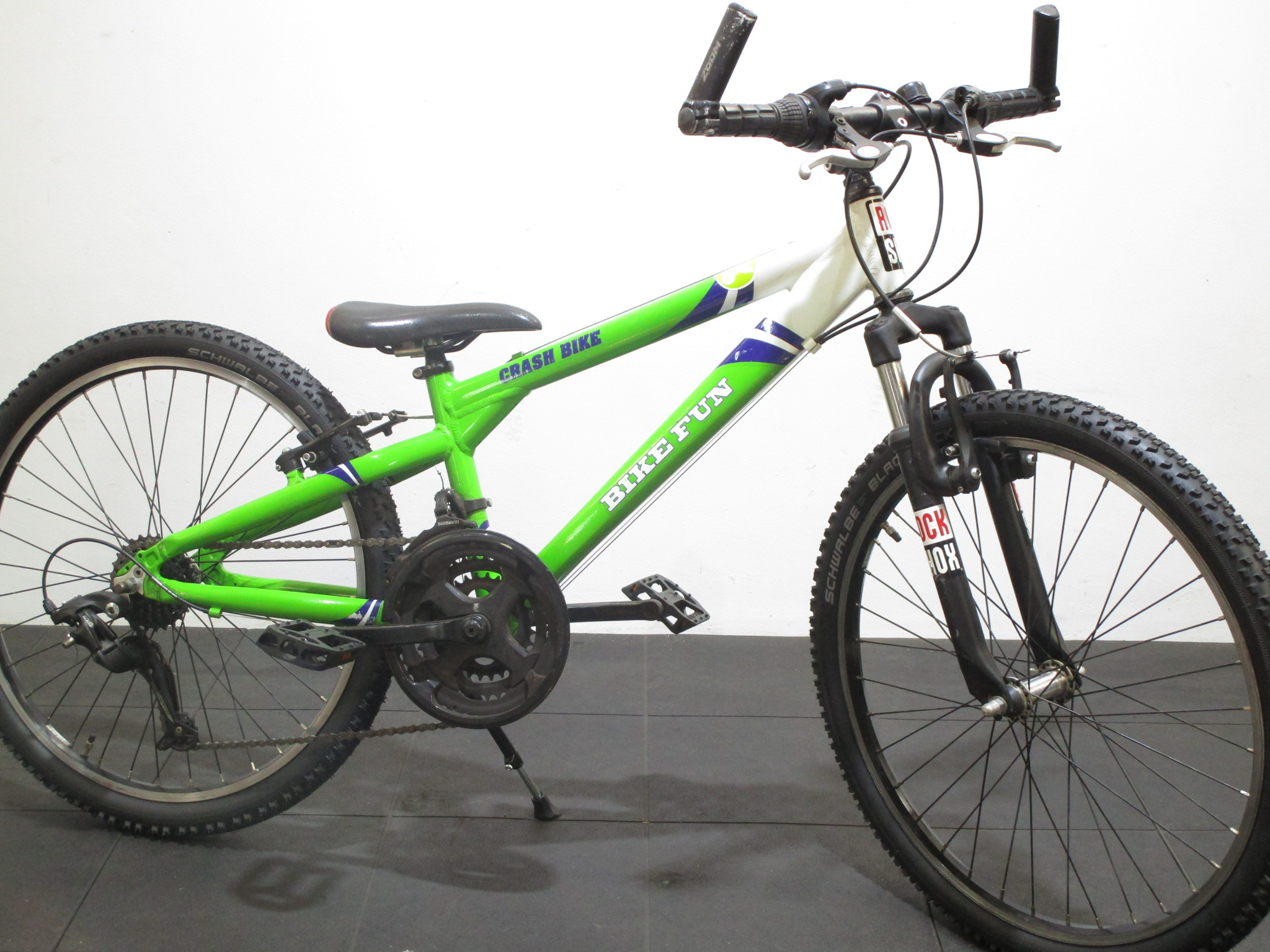 Bike Fun Crashbike 24 inch 21 speed € 179,00