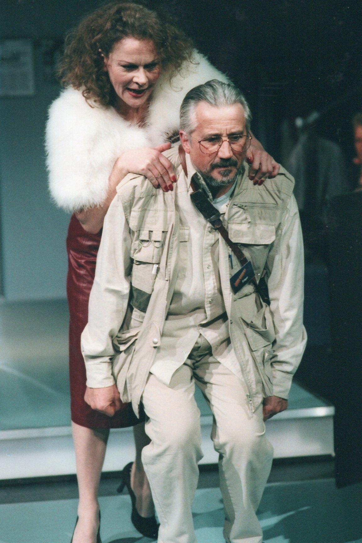 Beat Albrecht in DEINE CHANCE von Manfred Weiss 2002 Edgar