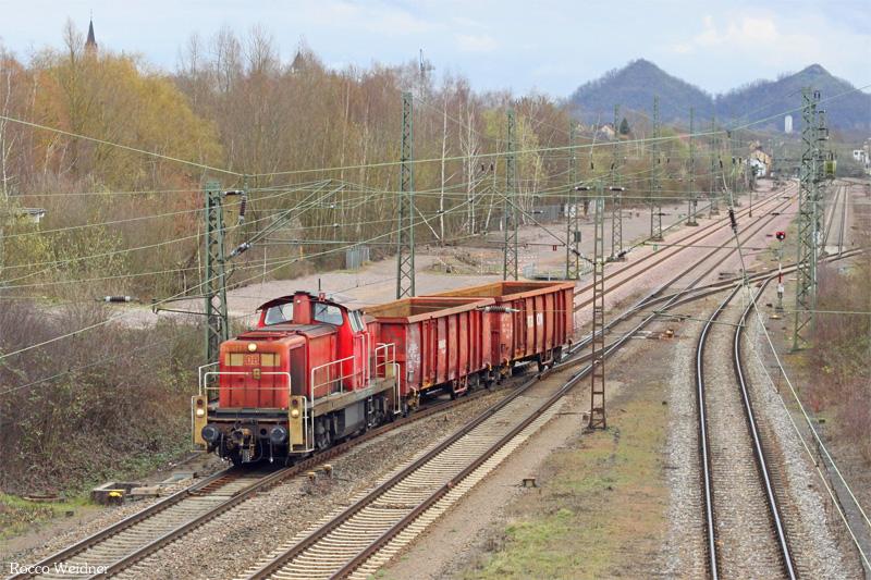 294 823 mit EK 55974 Völklingen - Dillingen(Saar), Bous 21.03.2016