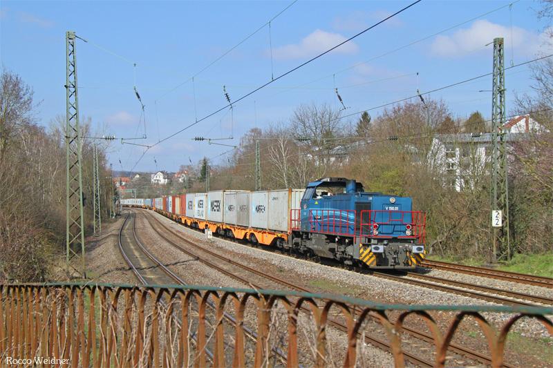 275 502 mit DGS 95261 Dillingen(Saar) Katzenschwänz - Homburg(Saar) Hbf, Saarbrücken 14.03.2016