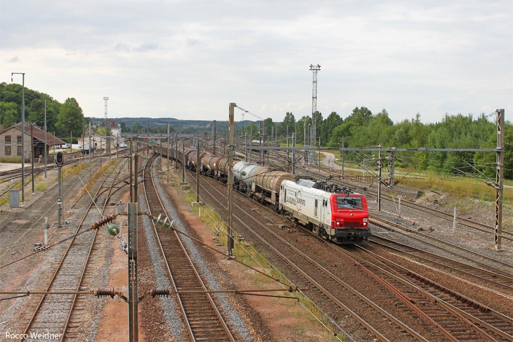 BB37501 mit 60549 Lerouville - Lyon, 11.08.2013