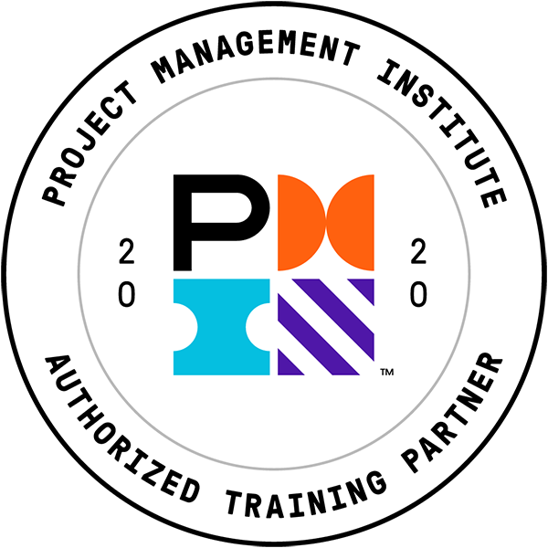Project Management Institute(PMI)認定トレーニングパートナー(Authorized Training Partner : ATO)のロゴ