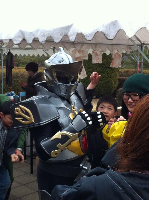 黒潮戦士センガーイッキ(かなりのいぶし銀)