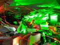 Diffractions et réflexions lasers | 2011