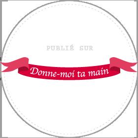Publication sur blog de mariage Donne-moi ta Main, de My Daydream Wedding, wedding planner et designer dans le Nord et à Lille
