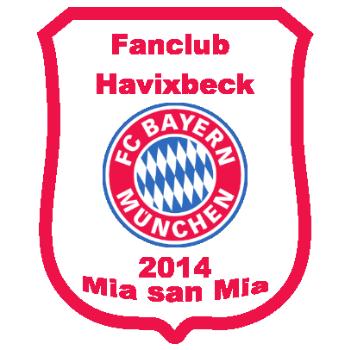 (Fanclub Havixbeck- Logo) Banner Format: 350x350