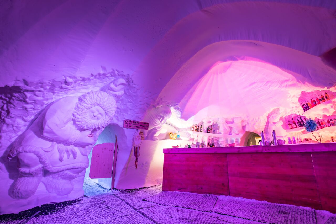 Villa Igloo in Avoriaz