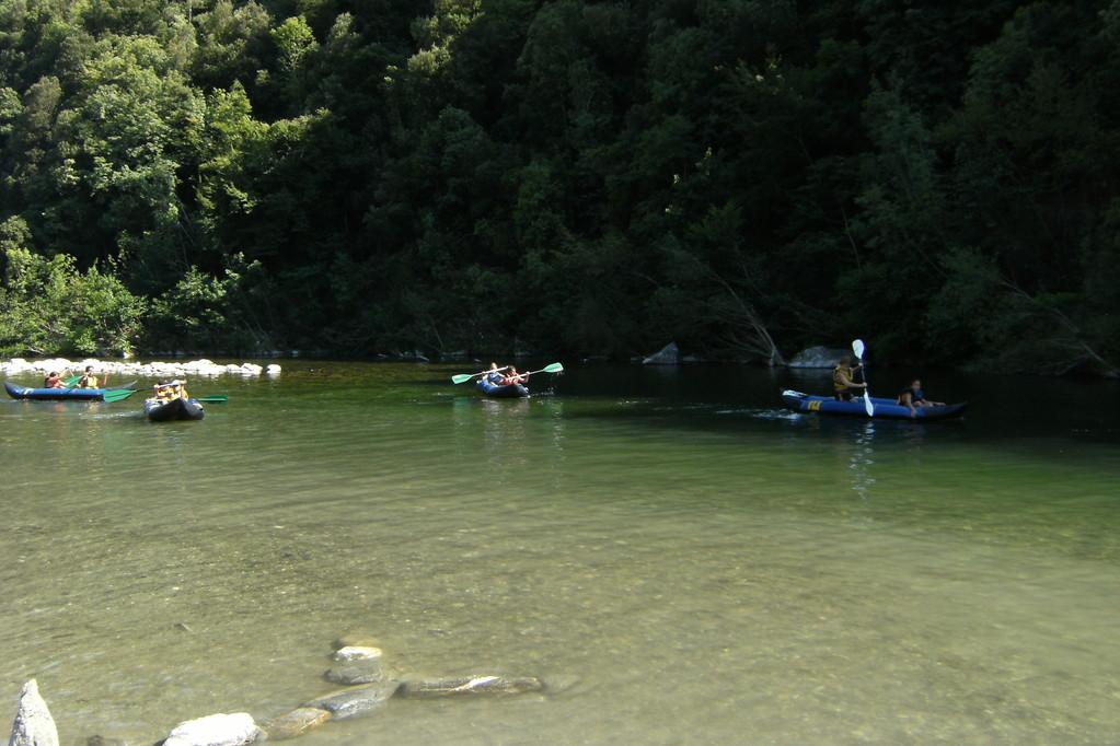 Kayak de rivière Ernella