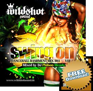 Wildshot Sound - Swing On (Dancehall Mix 2011 - Vol. 2)
