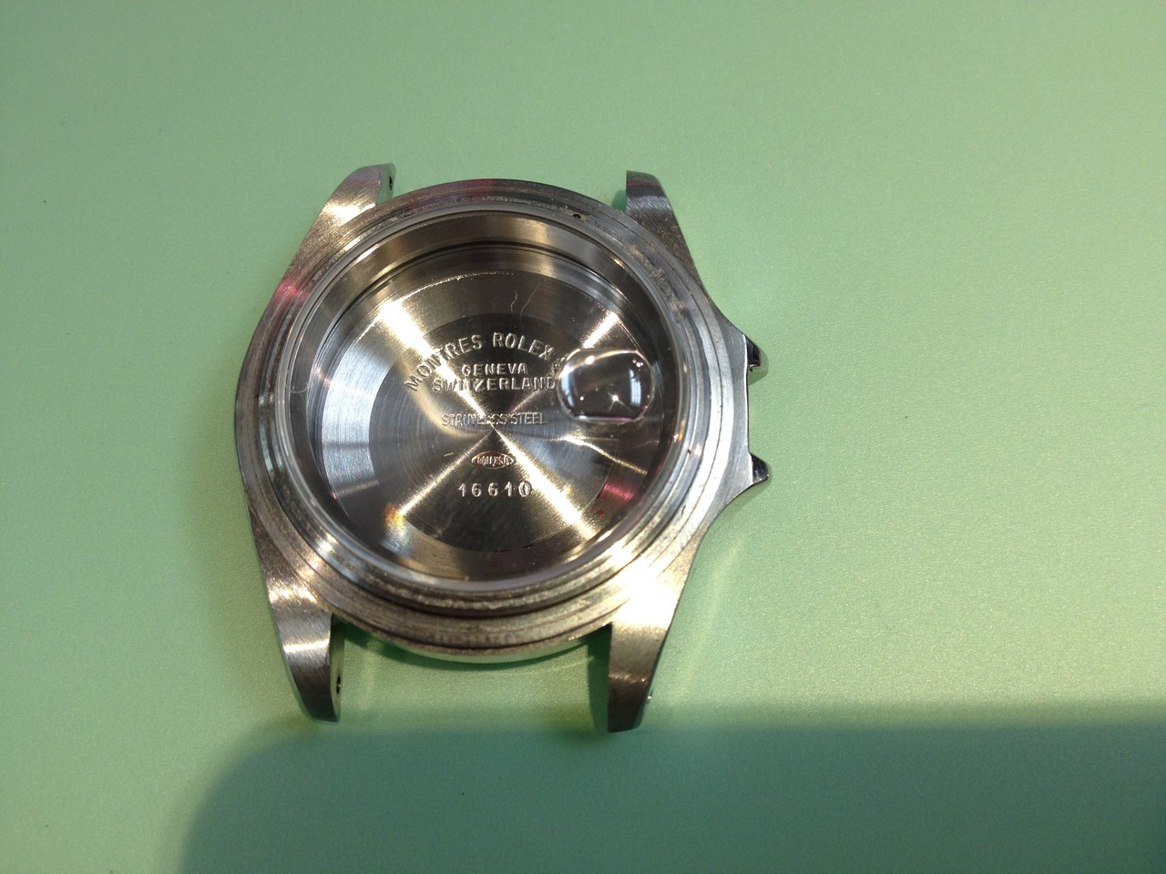 YOU CAN NOW BUY OEM SUBMARINER PARTS ! ! ! - THE WATCH SHOP