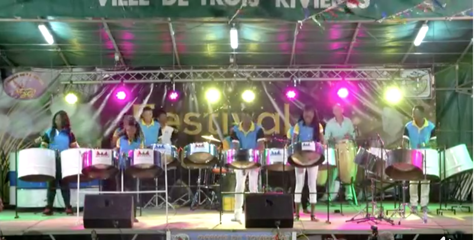 Le Laborie Steel Band de Sainte Lucie de Andy Narell
