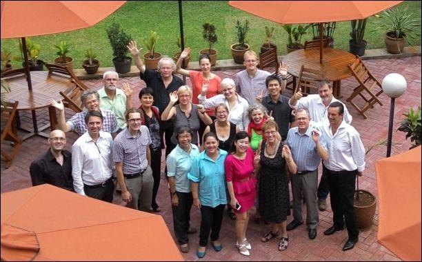 Goethe Treffen in jakarta Goethe Institut Jakarta