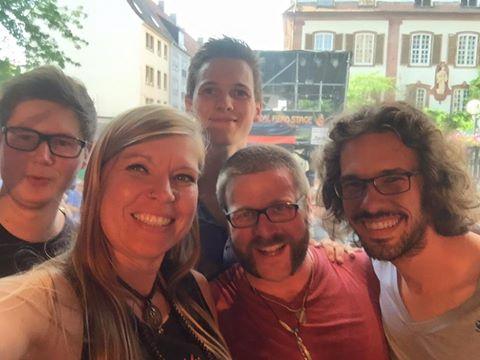 Landauer Sommer - Local Hero Stage, 10. Juli 2016