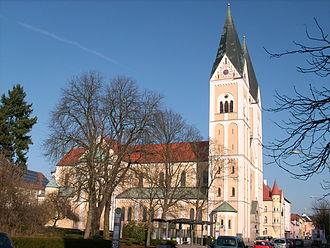 Josefskirche Weiden