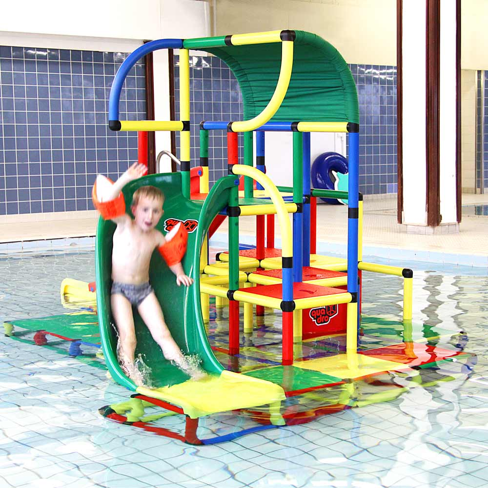 QUADROaqua – swim, slide, splash!